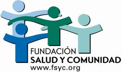 Logo of Fundación Salud y Comunidad. Campus Virtual, Documentación y Calidad